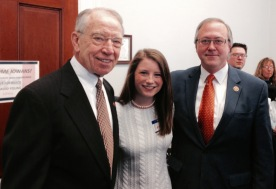 Grassley Savanah and Young